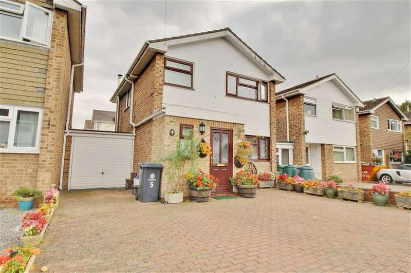 3 Bedrooms Link Detached House for sale in Marlborough Crescent, Gloucester