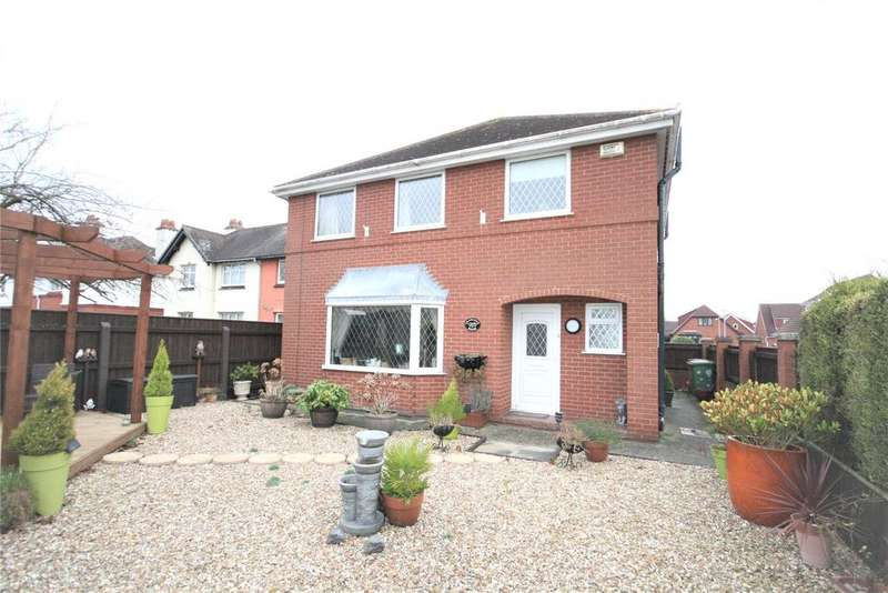 3 Bedrooms Detached House for sale in Trafalgar Park, New Waltham, DN36