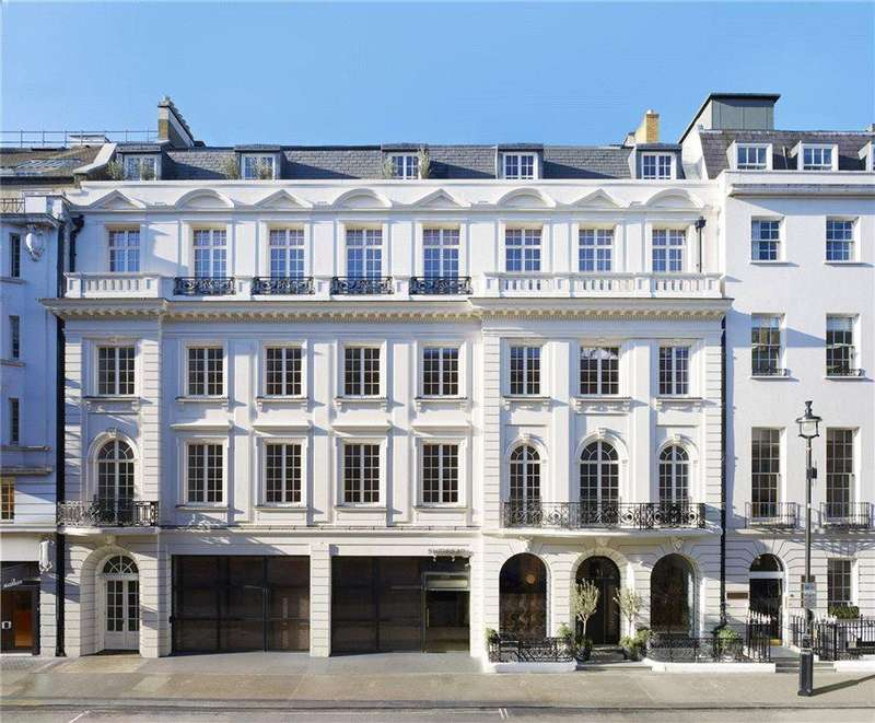 3 Bedrooms Flat for sale in Albemarle Street, London, W1S