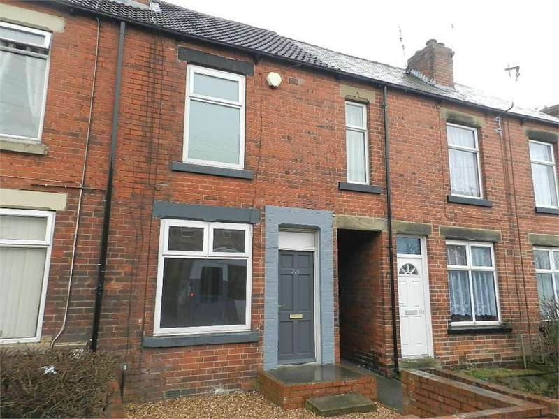 3 Bedrooms Terraced House for sale in Bellhouse Road, Shiregreen, Sheffield, South Yorkshire
