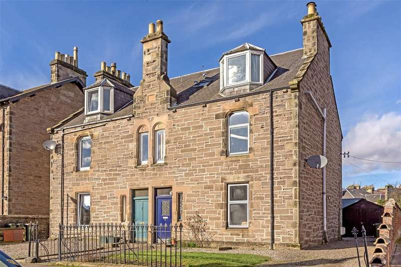 1 Bedroom Flat for sale in 5 Queen Street, Perth, PH2