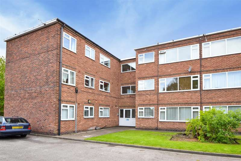 2 Bedrooms Flat for sale in Douglas Court, Toton