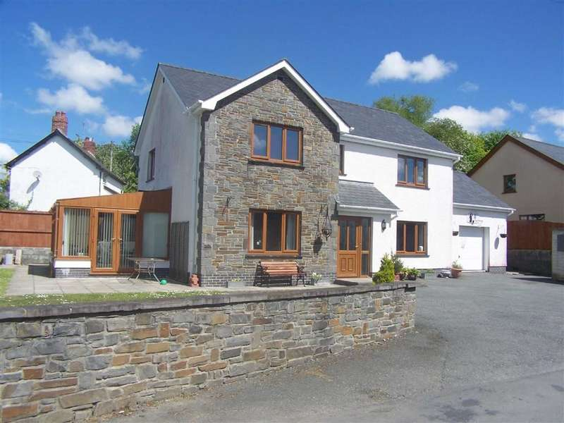 6 Bedrooms Property for sale in Ffarmers, Lampeter