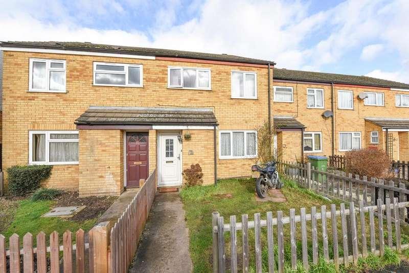 3 Bedrooms Terraced House for sale in Lancaster Court, Cottimore Lane, WALTON ON THAMES KT12