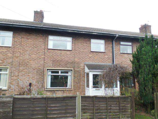 3 Bedrooms Terraced House for sale in JOHNSON ESTATE, WHEATLEY HILL, PETERLEE AREA VILLAGES