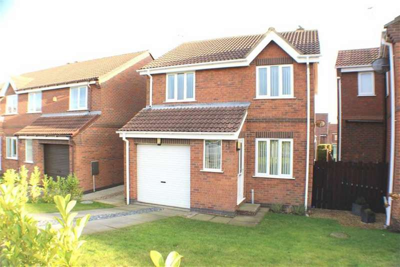 3 Bedrooms Detached House for sale in Thorntondale Drive, Bridlington, East Yorkshire