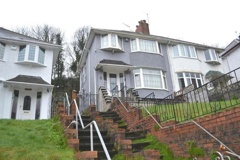 3 Bedrooms Semi Detached House for sale in Mount Pleasant, Swansea