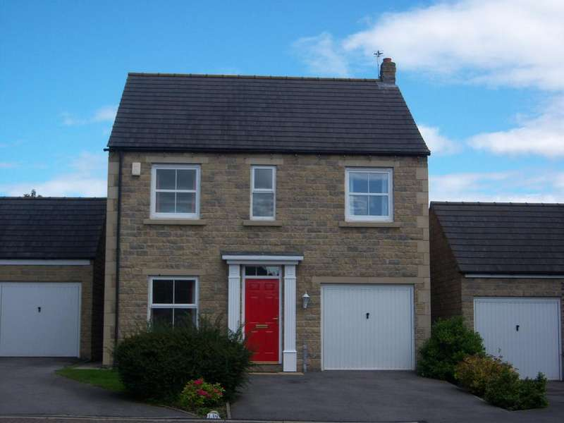 4 Bedrooms Detached House for sale in Dale Grove, Leyburn DL8