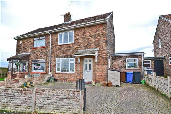 2 Bedrooms Semi Detached House for sale in Avon Road, Ashton-in-Makerfield
