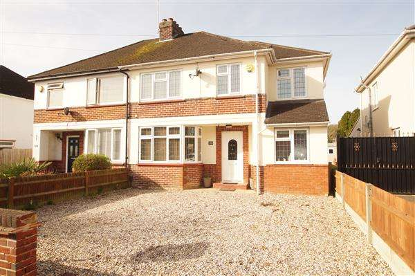 4 Bedrooms Semi Detached House for sale in Blumfield Crescent, Burnham