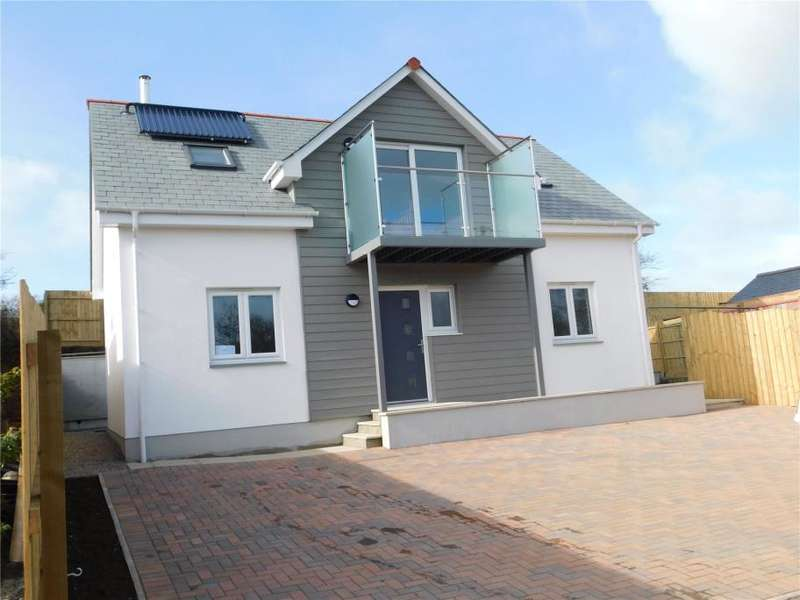 4 Bedrooms Detached House for sale in Carninney Lane, Carbis Bay, Cornwall