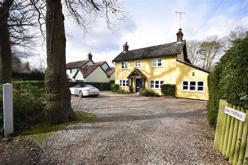 4 Bedrooms Cottage House for sale in Braxted Road, Little Braxted, Essex