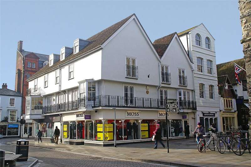 2 Bedrooms Unique Property for sale in Queens House Apartments, Queens Street, Salisbury, Wiltshire, SP1