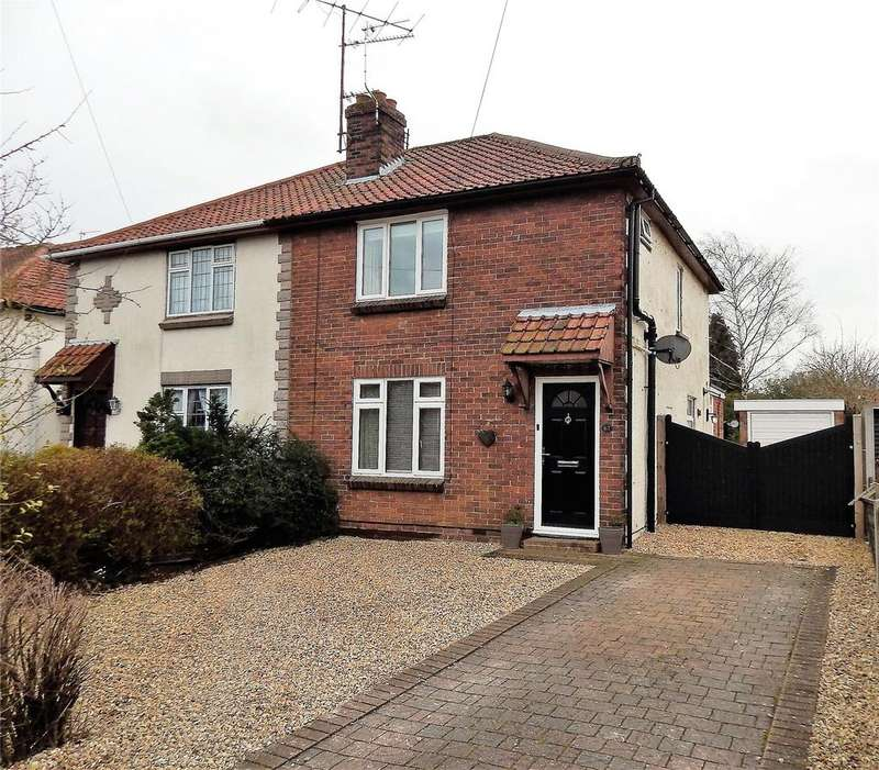 3 Bedrooms Semi Detached House for sale in Cromwell Road, Sprowston, Norwich, Norfolk