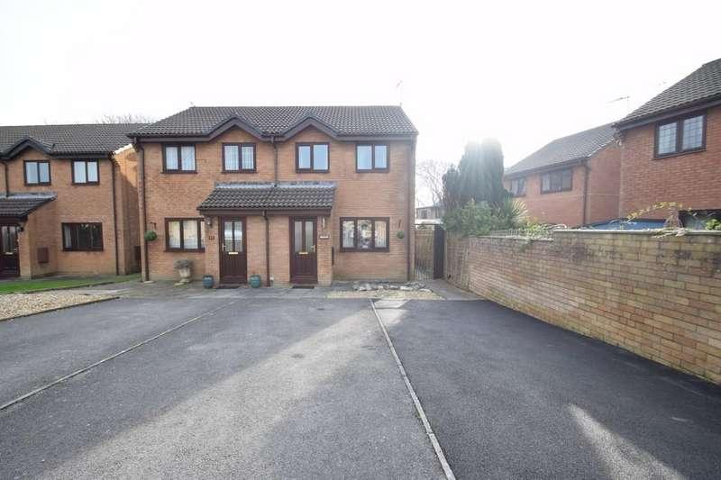 3 Bedrooms Semi Detached House for sale in 44 Ger-Y-Lyn, Porthcawl, Bridgend County Borough, CF36 5ND.