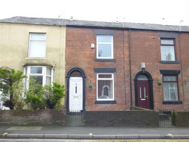 2 Bedrooms Terraced House for sale in Shaw Road, Royton, OLDHAM, Lancashire, OL2
