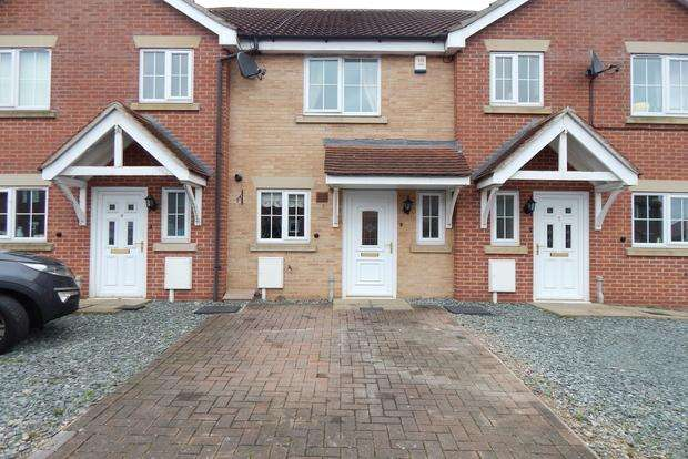 2 Bedrooms Town House for sale in Robins Row, Hucknall, Nottingham, NG15