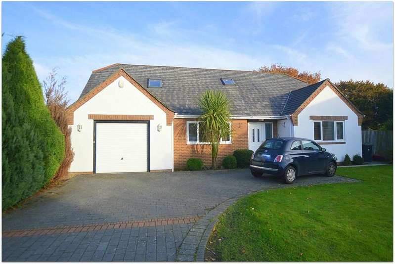 5 Bedrooms Detached House for sale in Wimborne Road West, WIMBORNE