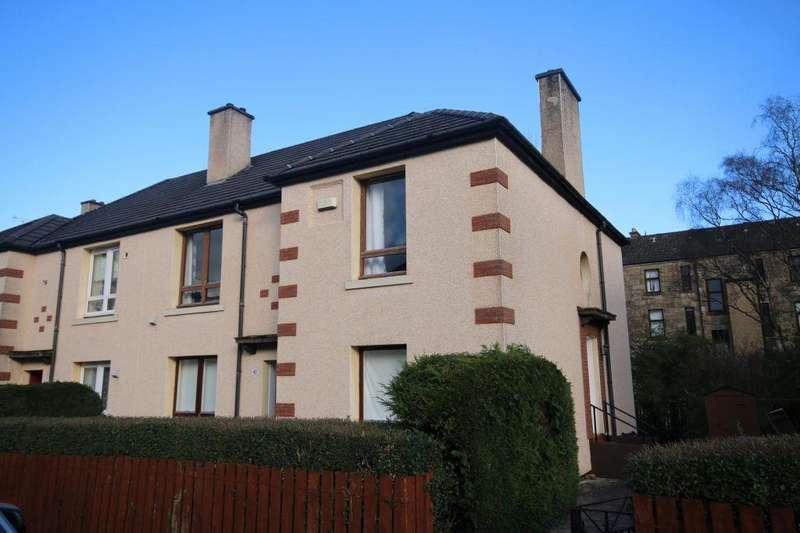 2 Bedrooms Cottage House for sale in 40 Duncombe Street, Maryhill, Glasgow, G20 0LZ