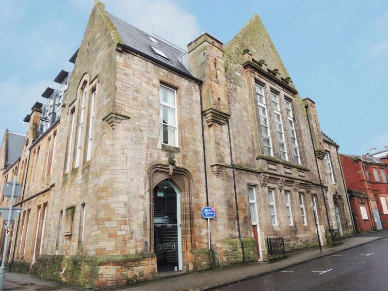 2 Bedrooms Flat for rent in Flat 1/9, 22 Turnbull Street, Saltmarket, Glasgow, G1