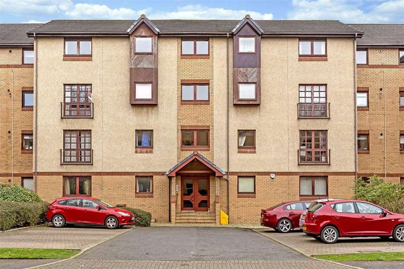 2 Bedrooms Flat for sale in 131/1 Gylemuir Road, Edinburgh, EH12