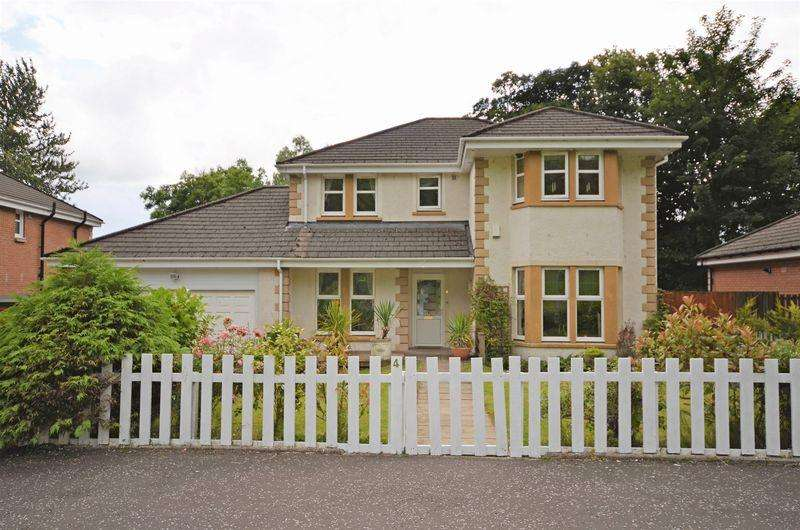 5 Bedrooms Detached House for sale in 4 Redheugh Avenue, Kilbirnie, KA25 7JL