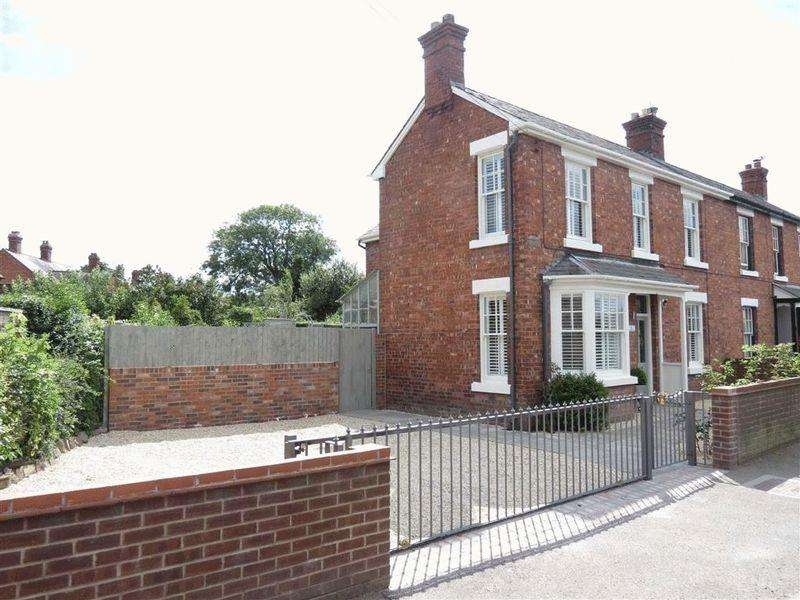 3 Bedrooms Semi Detached House for sale in Lythwood Road, Shrewsbury, SY3 0LU