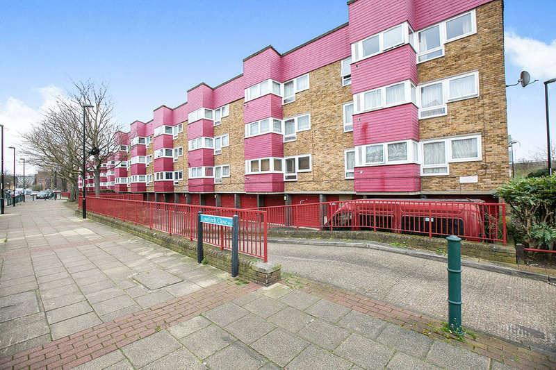 1 Bedroom Flat for sale in Horton House Lovelinch Close, Peckham, London, SE15