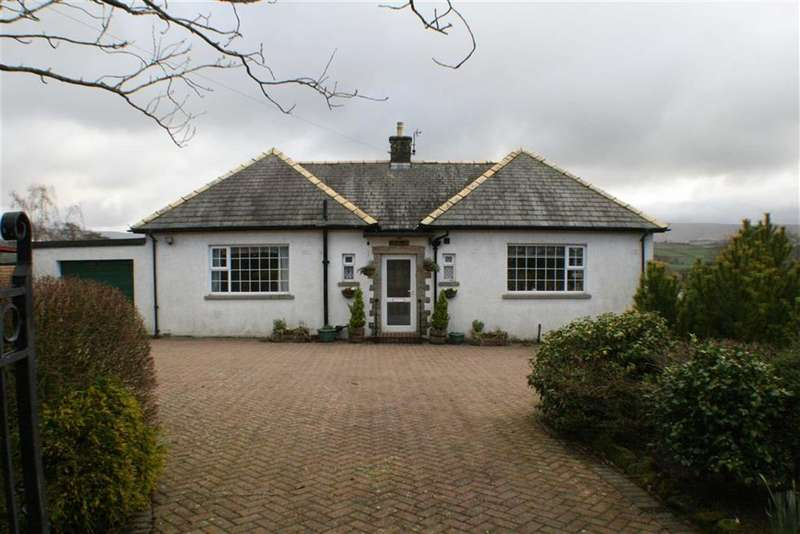 2 Bedrooms Detached Bungalow for sale in Whitewalls, Star Bank Lane, Dolphinholme