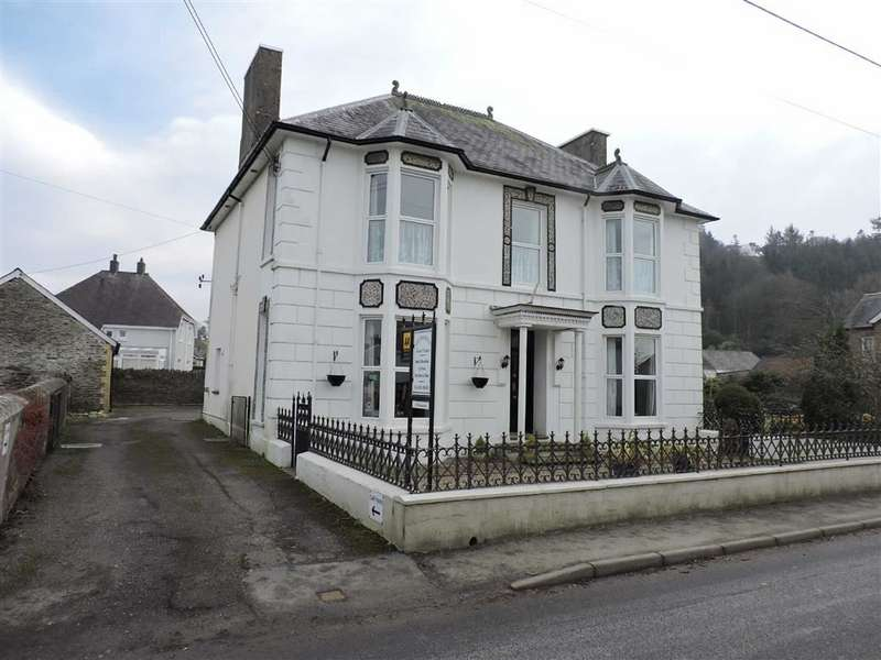 7 Bedrooms Detached House for sale in Llanybydder