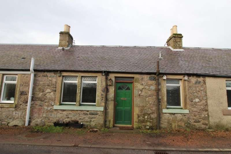 1 Bedroom Bungalow for sale in Foodieash, Cupar, KY15
