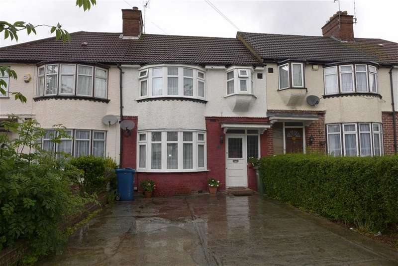3 Bedrooms Property for sale in Dryden Road, Harrow Weald, Middlesex