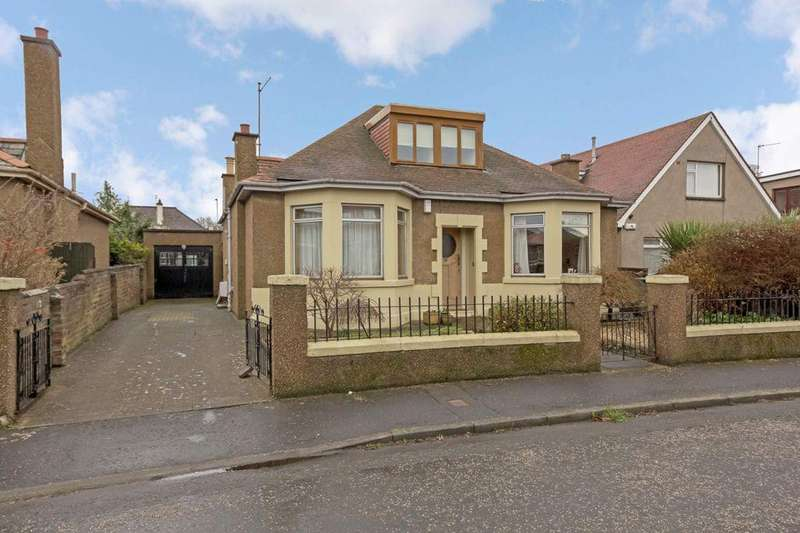 4 Bedrooms Detached Bungalow for sale in 15 Southfield Terrace, Duddingston, EH15 1RE