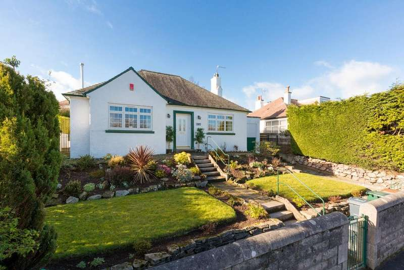 3 Bedrooms Detached House for sale in 118 Buckstone Terrace, Fairmilehead, EH10 6QR