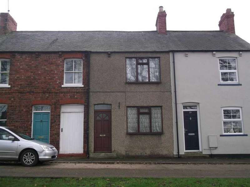 2 Bedrooms Terraced House for sale in Southside, Hutton Rudby TS15