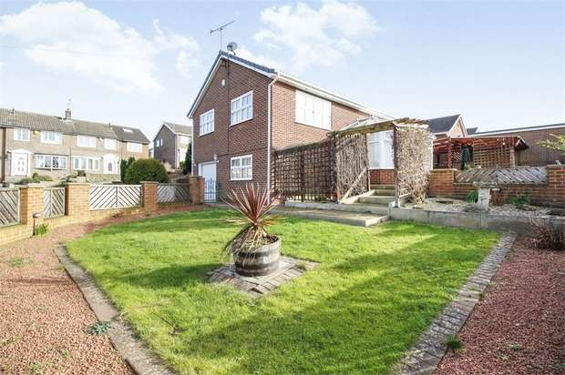 3 Bedrooms Detached House for sale in Bexhill Close, Pontefract, West Yorkshire