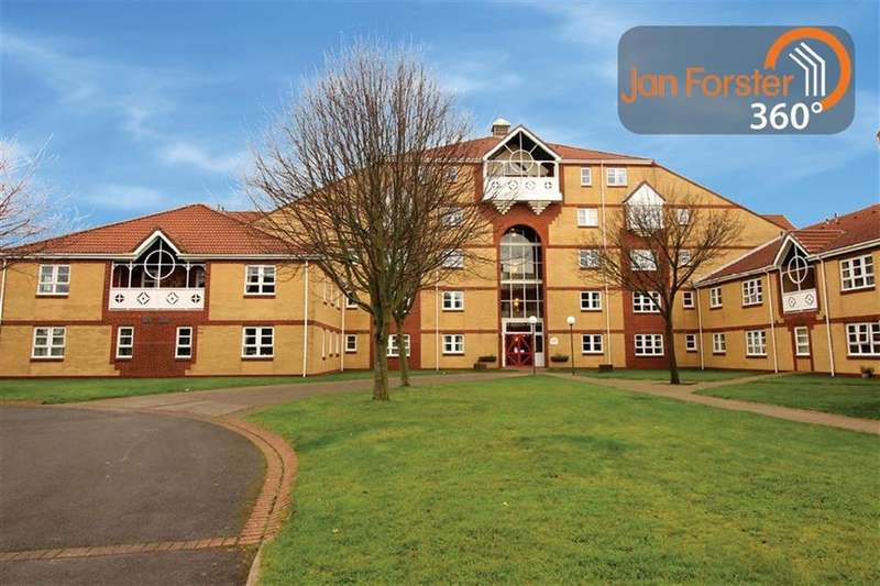 2 Bedrooms Flat for sale in Mariners Point, Oxford Street