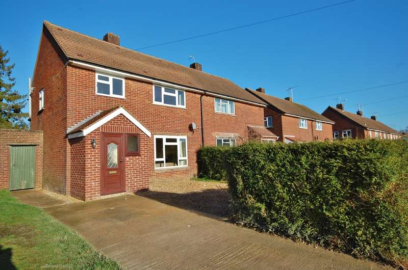 4 Bedrooms Semi Detached House for sale in Weeke