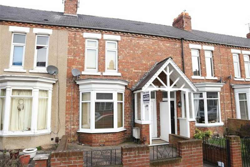 3 Bedrooms Terraced House for sale in Orchard Road, Darlington