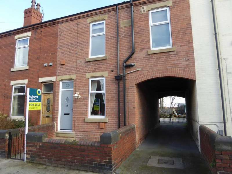 2 Bedrooms End Of Terrace House for sale in Leeds Road, Newton Hill