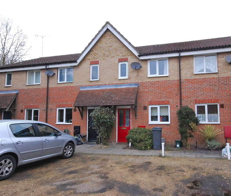 2 Bedrooms Terraced House for sale in Stanstrete Field, Great Notley, Braintree, CM77