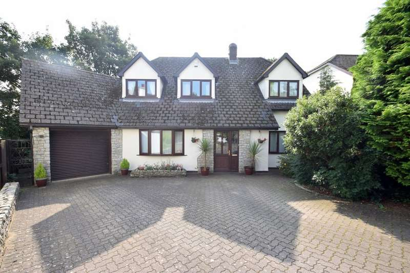 5 Bedrooms Detached House for sale in 12 Coed Parc Court, Bridgend, Bridgend County Borough, CF31 4HU.