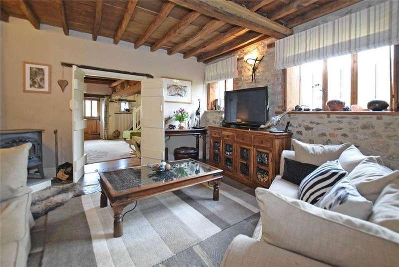 3 Bedrooms Barn Conversion Character Property for sale in Rawridge, Honiton, Devon
