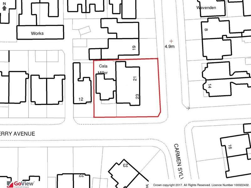 11 Bedrooms Land Commercial for sale in Carmen Sylva Road, Llandudno