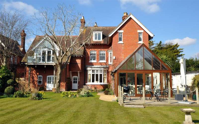 6 Bedrooms Detached House for sale in New Brighton Road, Emsworth, Hampshire, PO10
