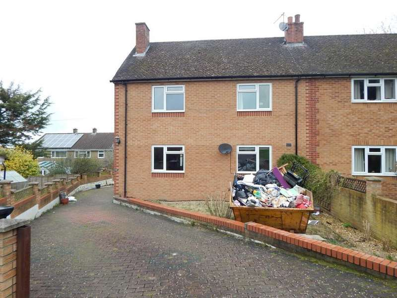 3 Bedrooms Semi Detached House for sale in Greenway Road, Castle Cary