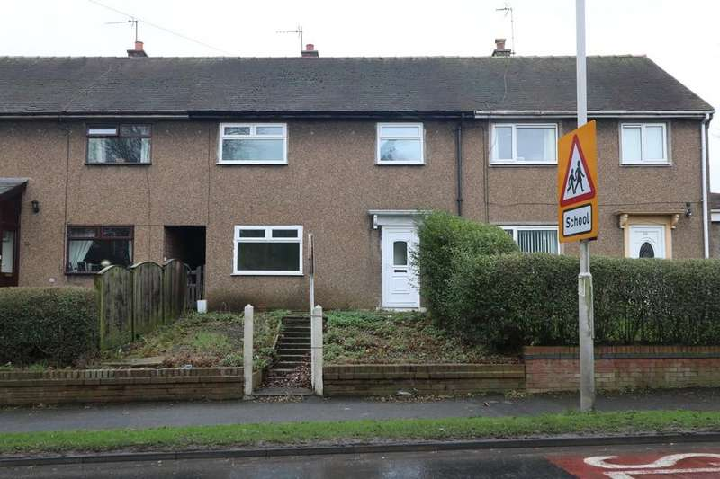 3 Bedrooms Terraced House for sale in Mill Lane, Preesall