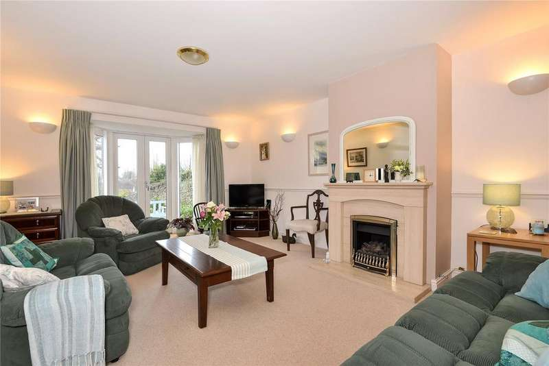 5 Bedrooms Detached House for sale in Sea Mills Lane, Stoke Bishop, Bristol, BS9