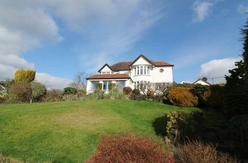 4 Bedrooms Detached House for sale in Heol Y Parc, Pentyrch