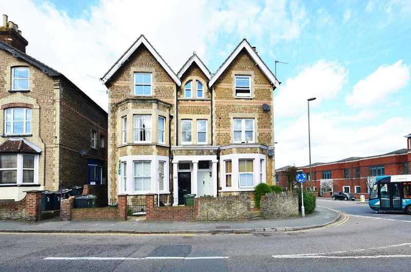 1 Bedroom Flat for sale in Farnham Road, Guildford, GU2